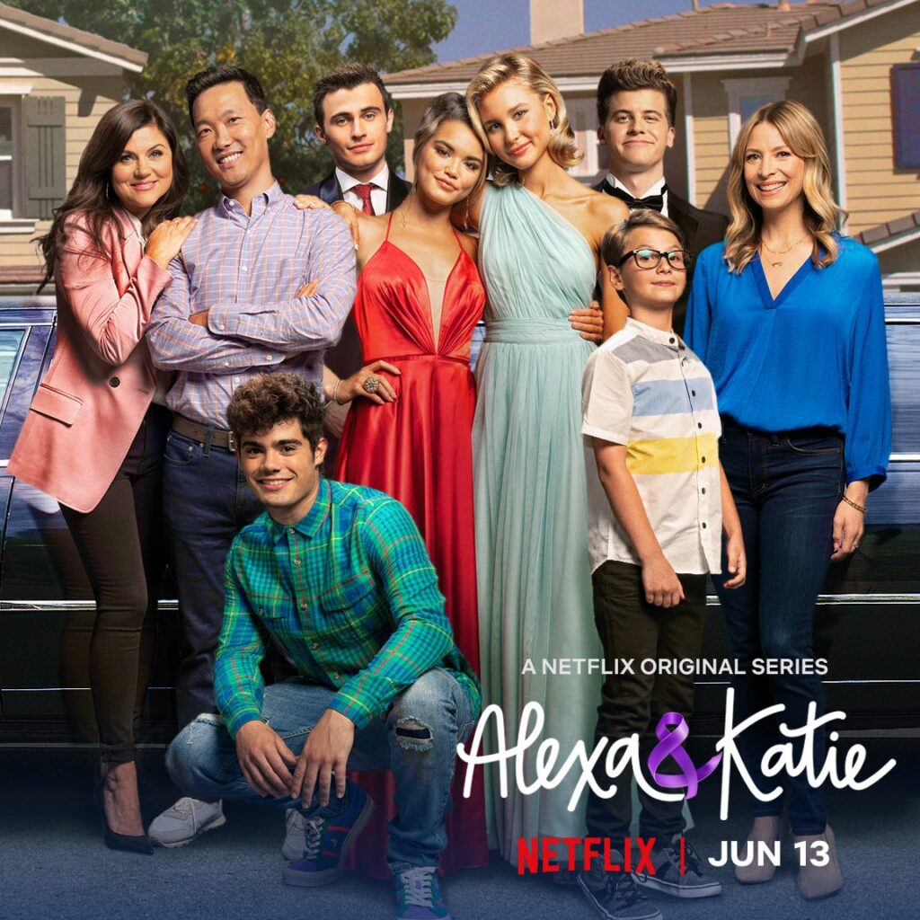 6 Web series to binge watch with kids this summer - Alexa & Katie