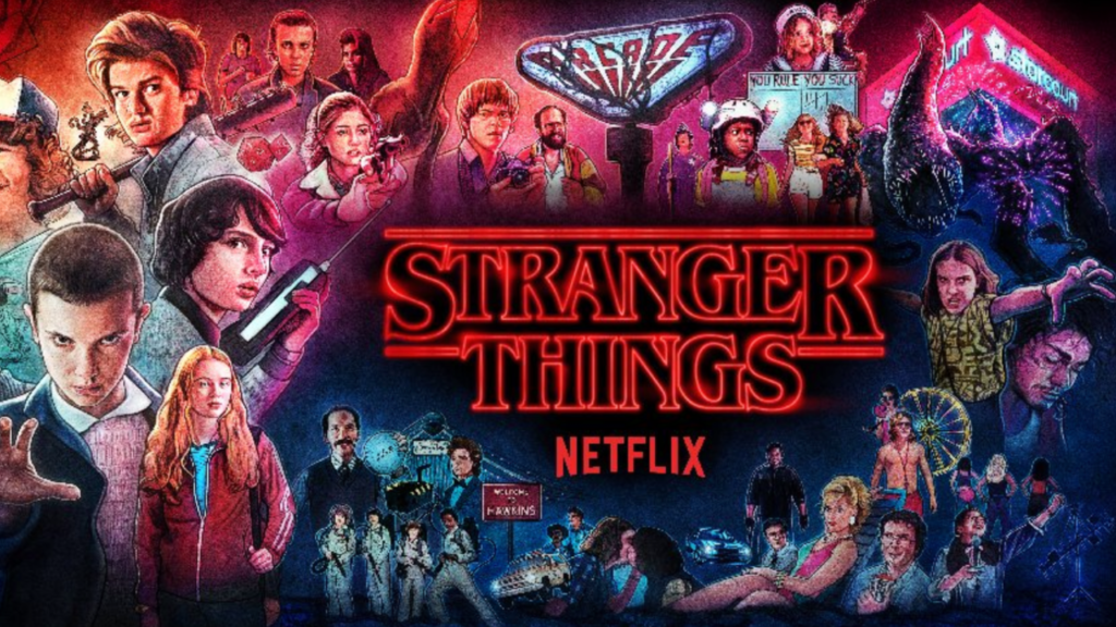 6 Web series to binge watch with kids this summer - Stranger Things