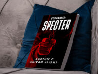 A thrilling read - Book review of Codename- Specter by Karthik C and Shivam Jayant