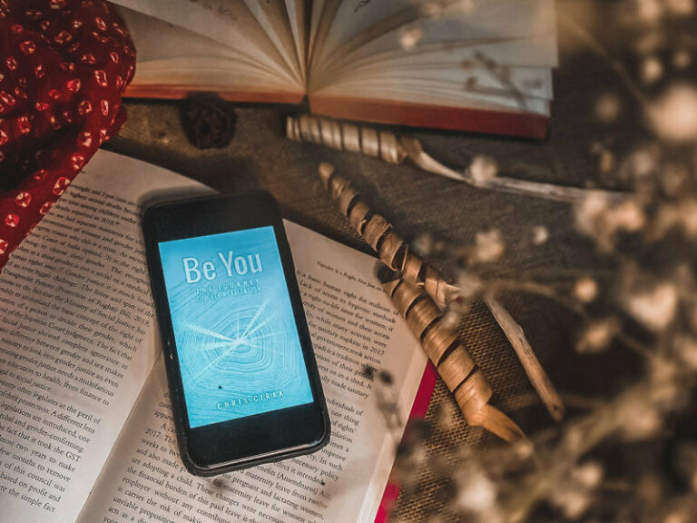 Book review of Be You by Chris Cirak