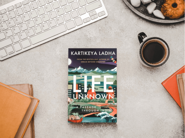 Book review of Life Unknown - A Passage Through India by Kartikeya Ladha