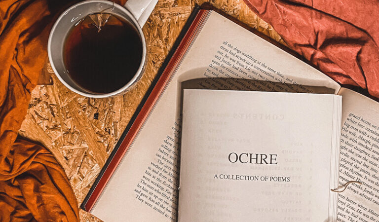 Poetries of emotions – Book review of Ochre by Shristi Saini