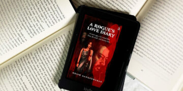 Book review of A Rogue's Love Diary by Krish Gangadharan