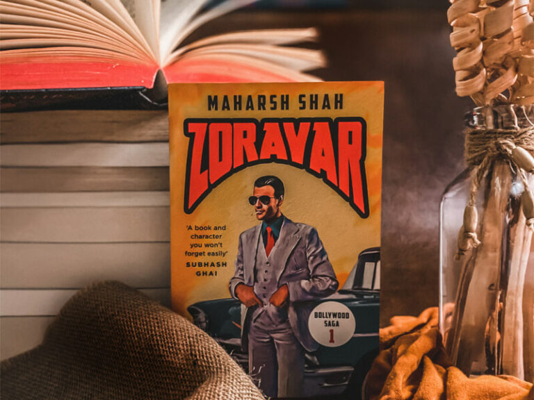 Book review of Zoravar by Maharsh Shah