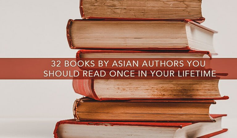 32 books by Asian authors you should read once in your lifetime