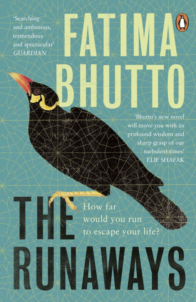 32 books by Asian authors you should read once in your lifetime - The Runaways by Fatima Bhutto