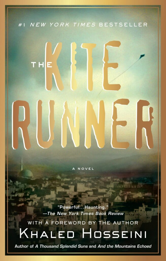 32 books by Asian authors you should read once in your lifetime - The Kite Runner by Khaled Hosseini