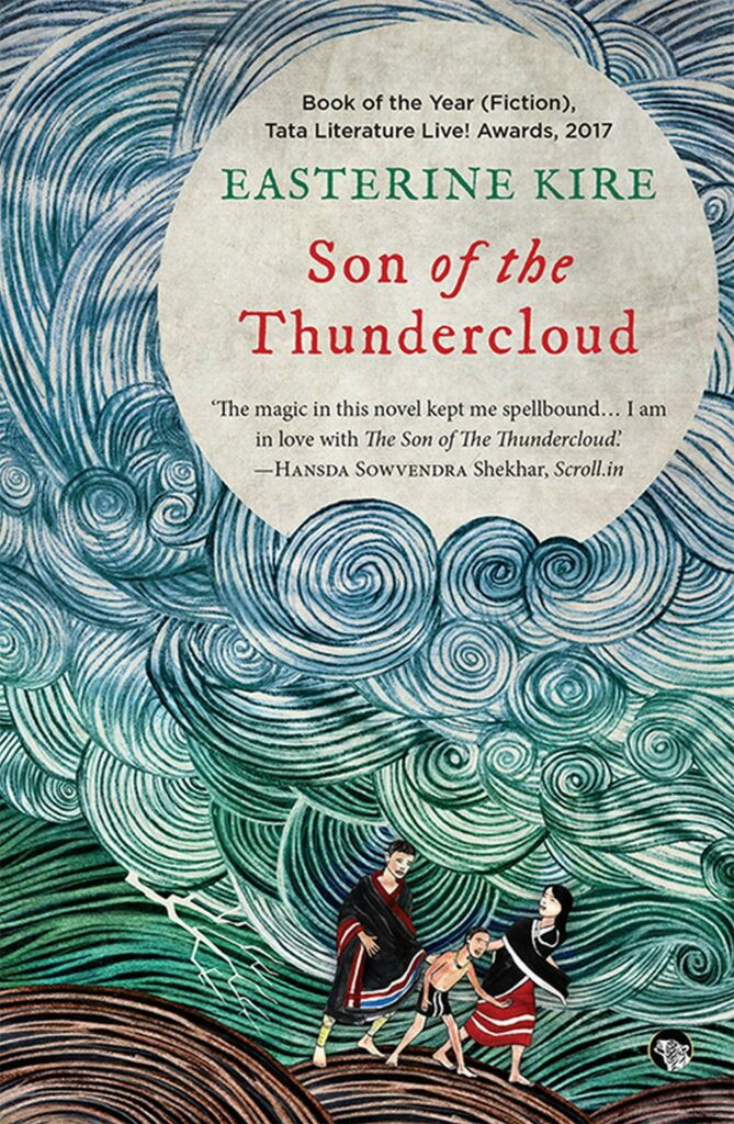 32 books by Asian authors you should read once in your lifetime - Son of the Thundercloud by Easterine Kire