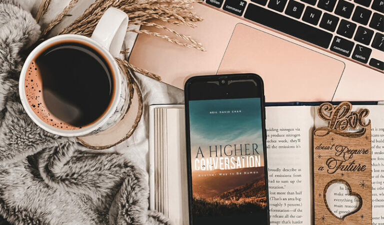 Book review of A Higher Conversation by Neil David Chan