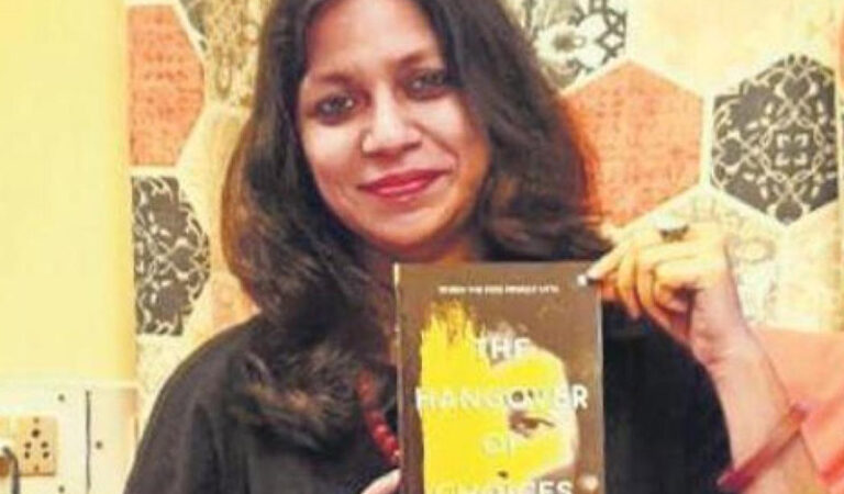 Interview of Deepa Agarwal the Author of The Hangover of Choices