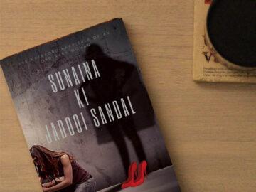 Book review of Sunaina ki Jadooi Sandal by Anuj Tikku