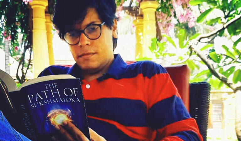 Interview of Nihar Bhonsule, the Author of The Path Of Sukshmaloka