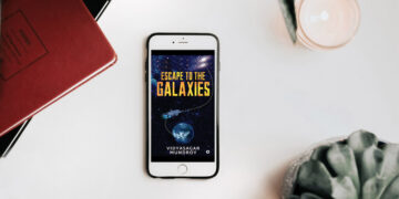 Book review of Escape to Galaxies by Vidyasagar Mundroy