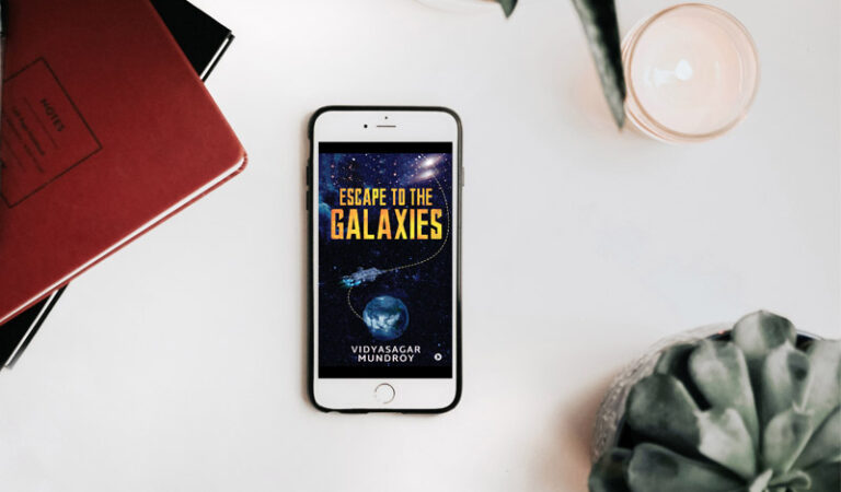 Book review of Escape to The Galaxies by Vidyasagar Mundroy