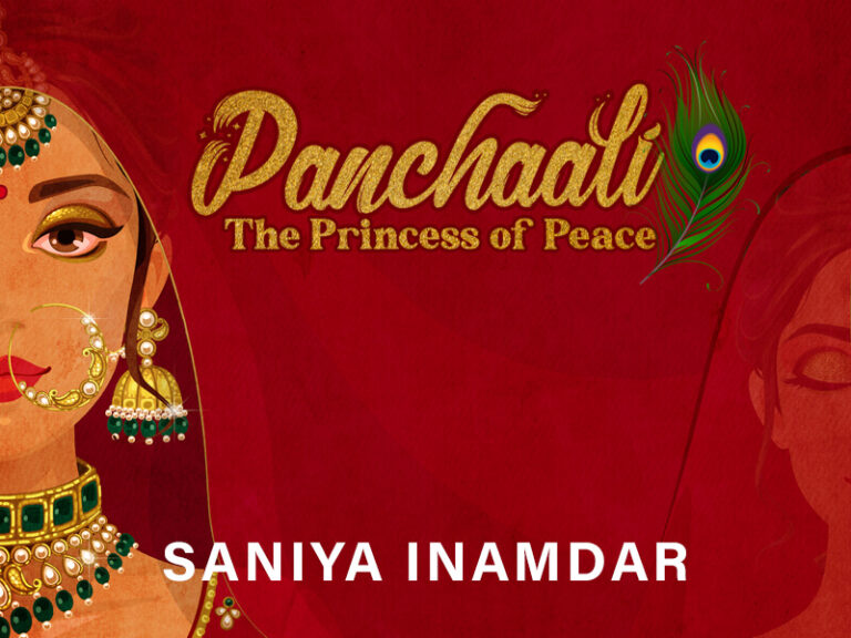 Alternative reality check- Draupadi refusing to marry the Pandavas - A look into the book Panchaali - The Princess of Peace