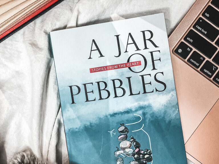 Book review of A Jar of Pebbles- Stories from the Heart by Krishna Mohan Tata