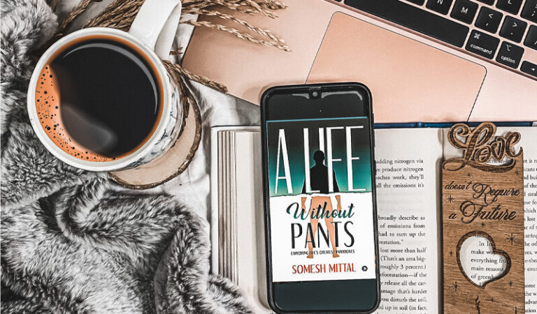 Book Review: A Life Without Pants by Somesh Mittal