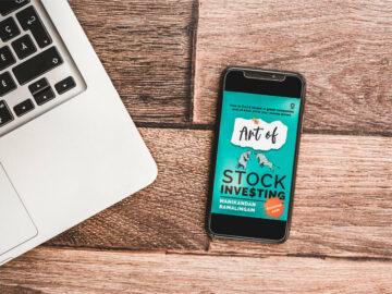 Book review of Art of Stock Investing by Manikandan Ramalingam