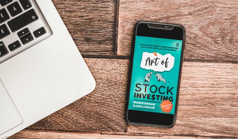 Book review: Art of Stock Investing by Manikandan Ramalingam
