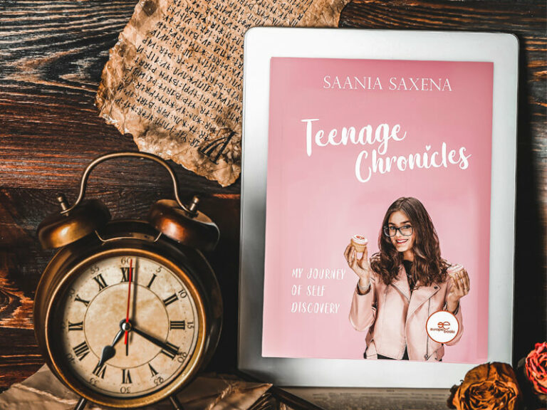 Book review of Teenage Chronicles by Saania Saxena