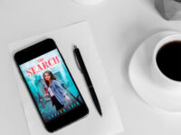 Book review of The Search by Sajita Nair