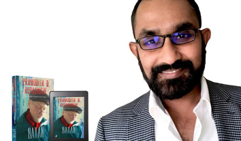 Spotlighting Pramudith Rupasinghe: Golden Aster Award Winning Sri Lankan Author