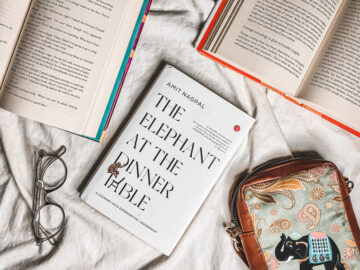 Book Review of The Elephant at the Dinner Table by Amit Nagpal