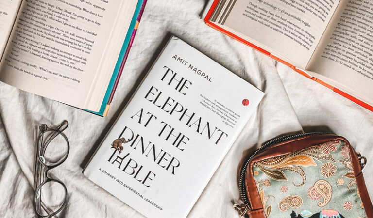 Book Review: The Elephant at the Dinner Table by Amit Nagpal